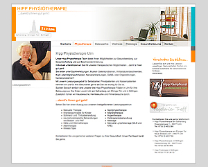 Hipp Physiotherapie